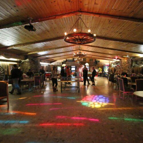 Woodside Ranch Ballroom Area
