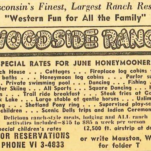 Woodside Ranch Old Campaign Materials